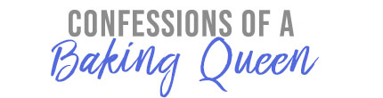 Confessions of a Baking Queen logo